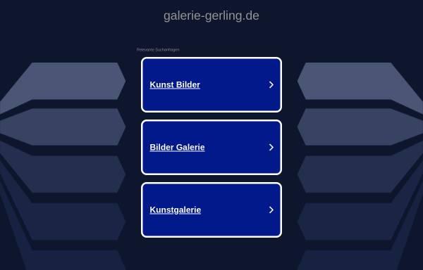 Vorschau von www.galerie-gerling.de, Gerling, Vera