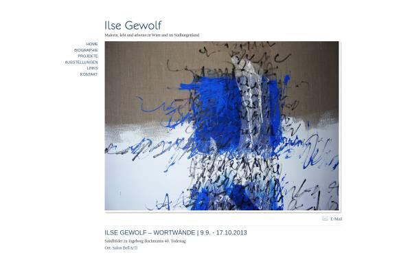 Vorschau von www.gewolf.com, Gewolf, Ilse