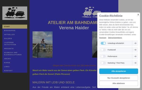 Vorschau von www.verena-haider.at, Haider, Verena