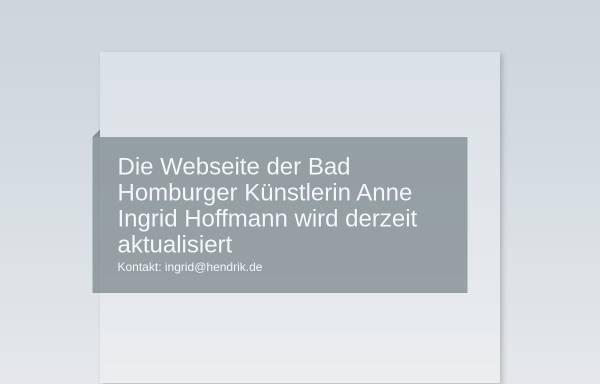 Vorschau von www.anne-ingrid-hoffmann.de, Hoffmann, Anne-Ingrid
