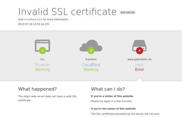 Vorschau von www.galeriekhm.de, Maier, Karl-Heinz