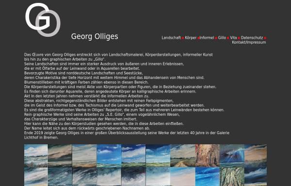Vorschau von www.olliges-georg.de, Olliges, Georg
