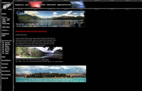 Vorschau von www.nzphoto.net, Impressionen und Tagebuch - NZ Photo [Dirk Frantzen]