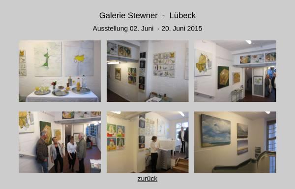 Vorschau von www.galerie-stewner.de, Galerie Stewner