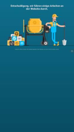 Vorschau der mobilen Webseite www.schuetzenverein-beckum-ost.de, Schützenverein Beckum-Ost gegr. 1950 e.V.