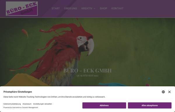Vorschau von www.bueroeck.de, Büro - Eck GmbH