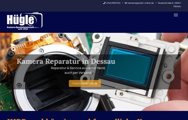 Vorschau von kameraspezi.de, Kamera Spezialwerkstatt Karl Hügle
