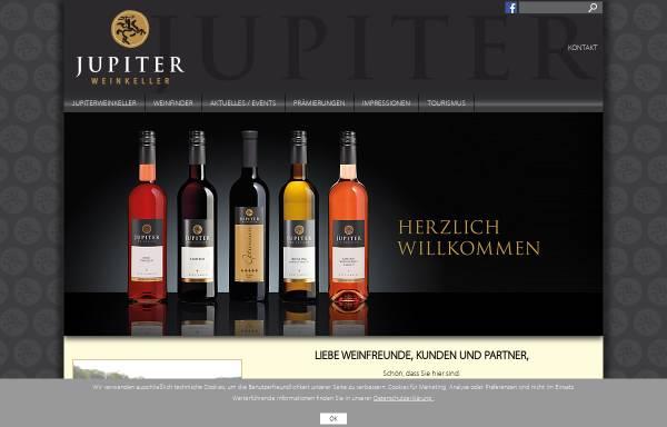 Vorschau von jupiterweinkeller.de, Jupiter Weinkeller Brackenheim-Hausen