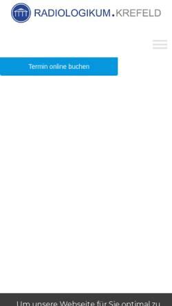 Radiologie Und Nuklearmedizin Am Krankenhaus Maria Hilf In Krefeld
