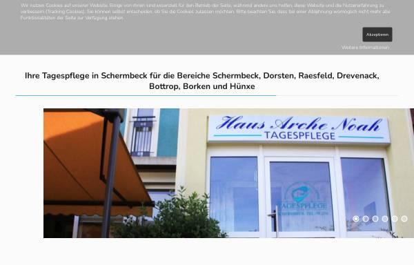 Vorschau von www.haus-arche-noah.de, Haus Arche Noah