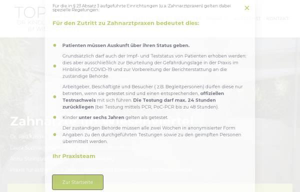 Vorschau von www.top-dent.de, Dr. P. Petermann, Dr. R. Kindler, Dr. M. Bantel