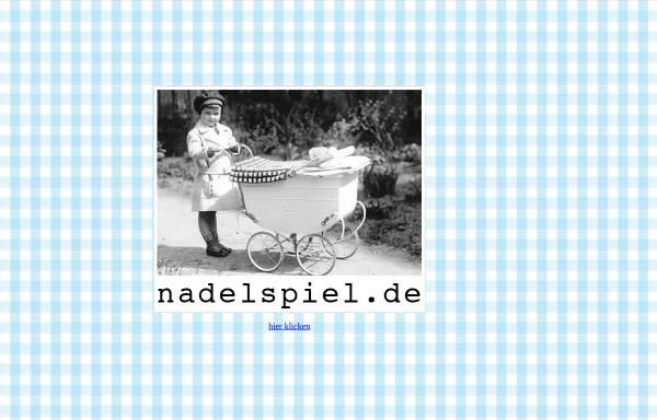Vorschau von www.nadelspiel.de, Nadelspiel, Inh. Claudia Schmidt Grosse