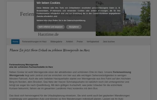 Vorschau von www.harztime.de, Patsch, Martina und Holger