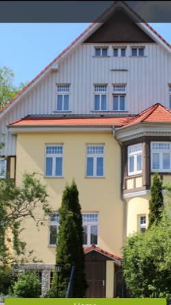 Vorschau der mobilen Webseite www.wellnesshotel-jagdhaus.de, Wellness Hotel Jagdhaus