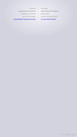 Vorschau der mobilen Webseite www.verkehrsverein-dahn.de, Verkehrsverein Dahn