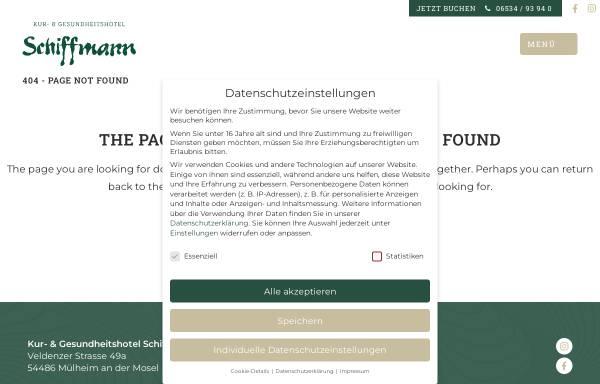 Vorschau von www.domizil-schiffmann.de, Domizil Schiffmann