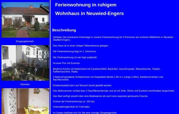 Vorschau von www.jobi-wambach.de, Ferienwohnung Gabi und Jobi Wambach