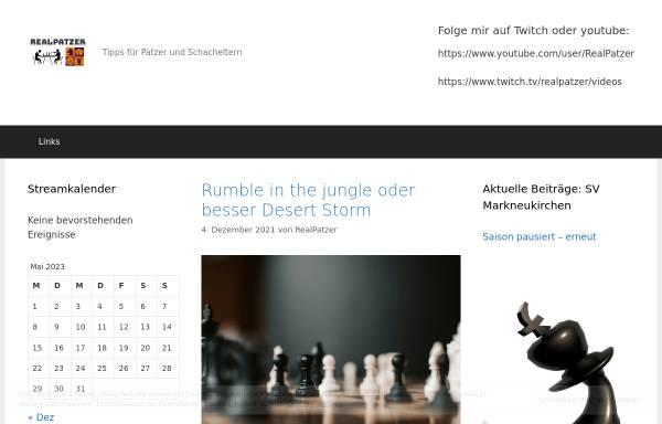 Vorschau von www.realpatzer.de, Atze, Burkhard