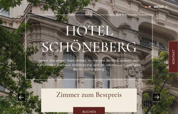 Vorschau von hotel-schoeneberg.de, Hotel Schöneberg
