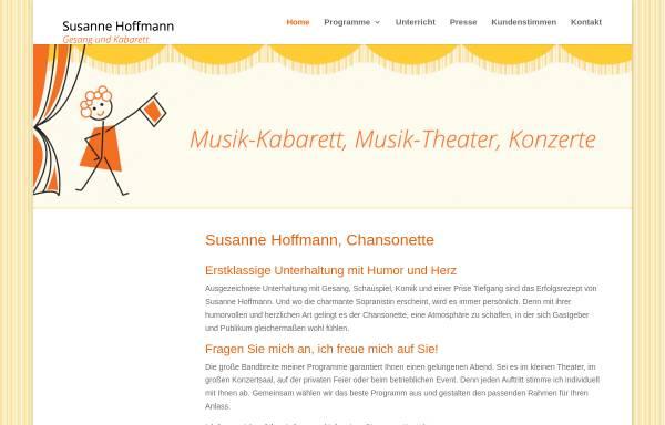 Vorschau von www.chansonette.de, Hoffmann, Susanne