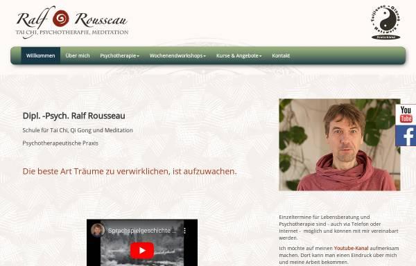 Vorschau von www.ralfrousseau.de, Rousseau, Ralf Dipl.-Psych.