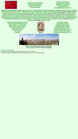 Vorschau der mobilen Webseite www.teleschach.de, Teleschach