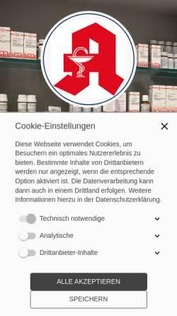 Vorschau der mobilen Webseite www.don-bosco-apotheke.de, Don-Bosco-Apotheke