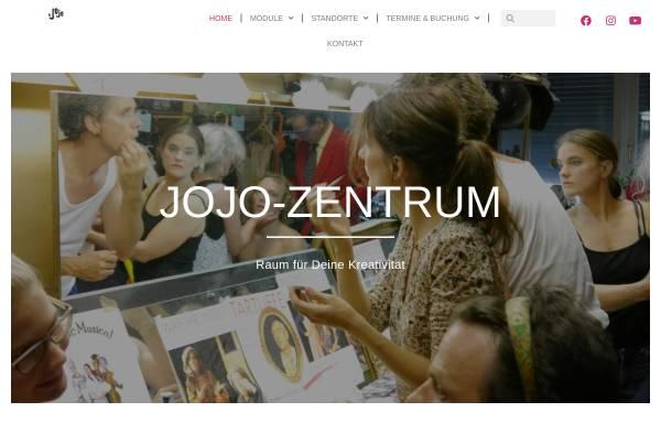 Vorschau von www.jojo-zentrum.de, Jojo - Zentrum für Artistik und Theater