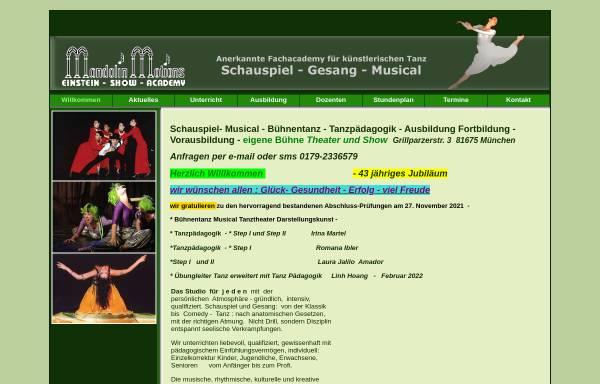 Vorschau von www.mandolin-motions.de, Mandolin Motions