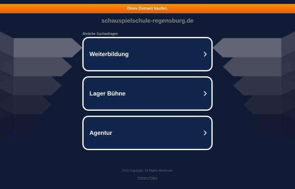 Schauspielschule Regensburg