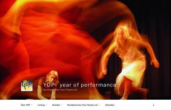 Vorschau von www.y-o-p.de, Year of Performance