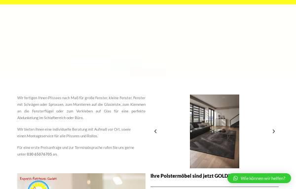 Vorschau von www.expresspolsterei.de, Express Polsterei GmbH