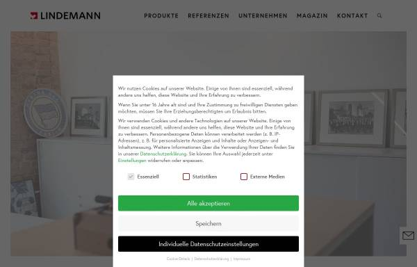 Lindemann GmbH & Co. KG - Büromöbelfabrik: Möbel und ...