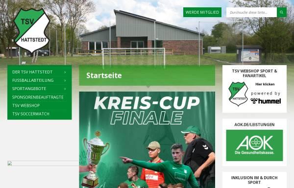 Vorschau von www.tsvhattstedt.de, TSV Hattstedt