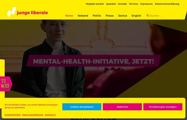 Vorschau von www.julis.de, Julis - Junge Liberale