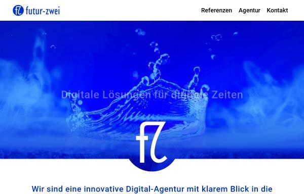 Vorschau von www.futur-zwei.de, futur-zwei GmbH