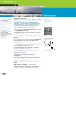 Vorschau der mobilen Webseite www.head-house.de, Head-House Internetargentur