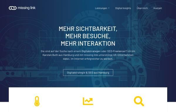 Vorschau von www.kabelwelten.de, Kabelwelten Internetagentur, Karsten Buth