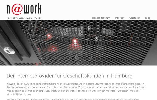 Vorschau von www.work.de, N@work Internet Informationssysteme GmbH