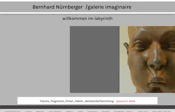 Vorschau von www.galerie-imaginaire.de, Nürnberger, Bernhard