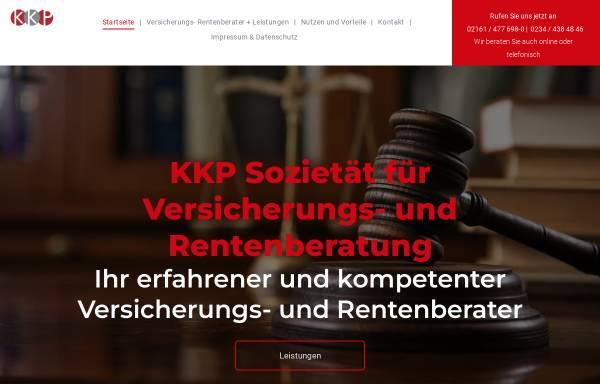 Vorschau von www.kanzlei-nrw.de, Kanzlei NRW Kutschera & Krieter