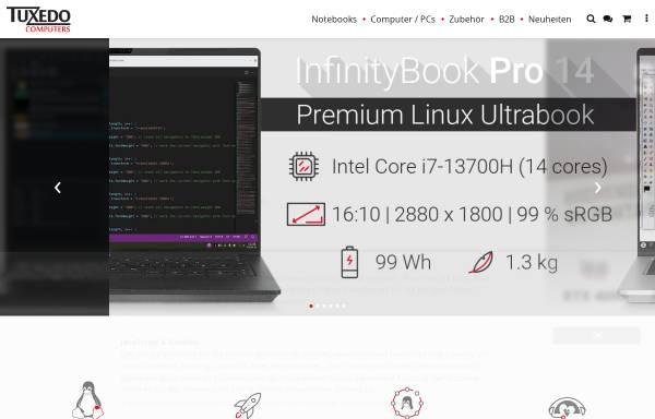 Vorschau von www.linux-onlineshop.de, Linux-Onlineshop Ltd.