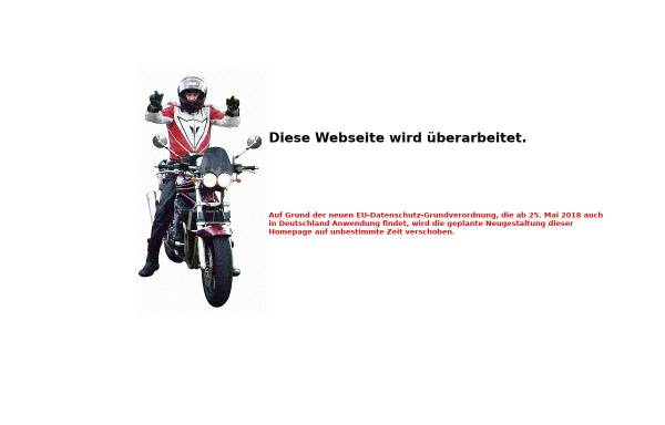 Vorschau von www.hartmut-kalisch.de, Biker-Tour - Hartmut Kalisch