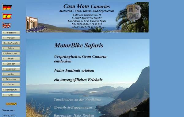 Vorschau von www.casamoto.eu, Casa Moto