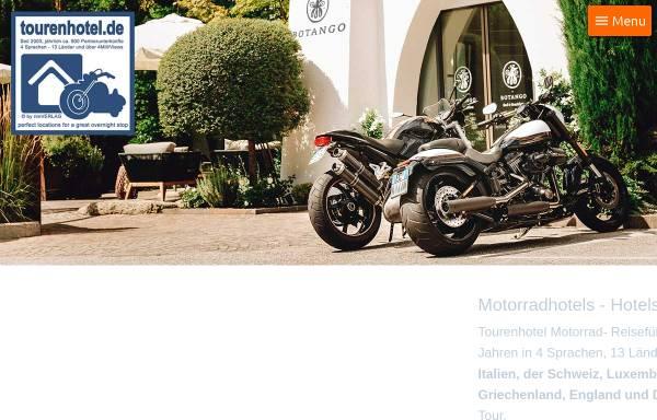 Vorschau von www.mein-tourenhotel.de, Mein-Tourenhotel.de