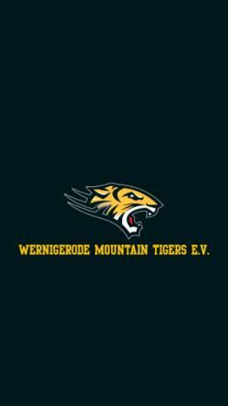 Vorschau der mobilen Webseite www.mountain-tigers.de, Wernigerode Mountain Tigers e.V.