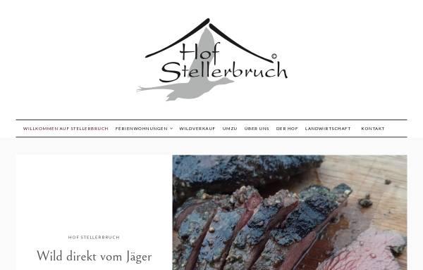 Vorschau von www.stellerbruch.de, Ferienwohnungen Stellerbruch, Familie Mattfeldt