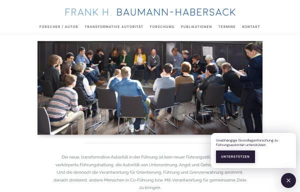 Vorschau von www.baumannpartner.com, Baumann.partner Ltd. & Co. KG