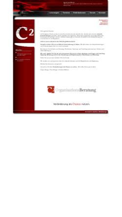 Vorschau der mobilen Webseite www.c2-beratung.de, C2 Gesellschaft für OrganisationsBeratung GbR