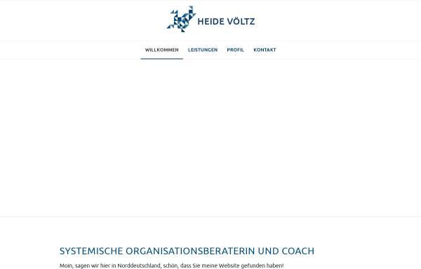 Vorschau von www.heidevoeltz.de, Dr. Heide Völtz